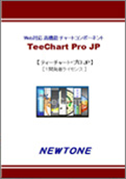 TeeChart Pro JP ActiveX 1Web Server ランタイムライセンス
