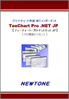 TeeChart Pro .NET JP+Source 1PC 開発ライセンス