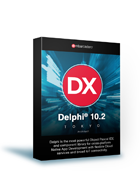 Mobile Add-On Pack for Delphi 10.2 Tokyo Professional バージョンアップ(保守1年付き)