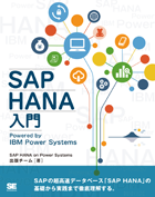 SAP HANA入門 Powered by IBM Power Systems【PDF版】