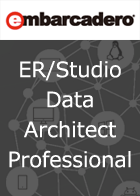 ER/Studio 2016J Data Architect Professional,Single Platform for MS SQL Server コンカレント(保守1年付き)