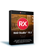 RAD Studio 10.3 Enterprise(保守1年付き)I Love Delphiキャンペーン
