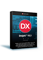 Delphi 10.3 Professional(保守1年付き)Release 3キャンペーン