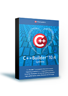 C++Builder 10.4 Enterprise(保守1年付き)